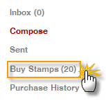JPay Buy Stamps