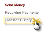 JPay Transaction History