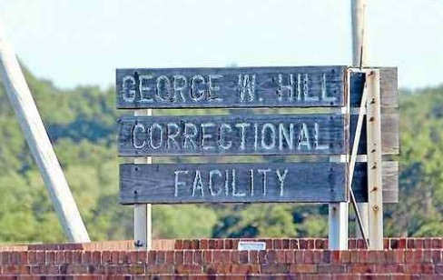 Inmate Locator George W Hill