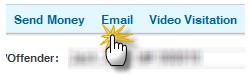 click Email on the Navigation menu-